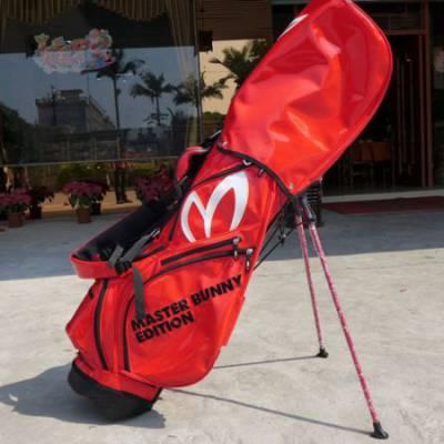 2019新款高尔夫球包 航空包 pu球包