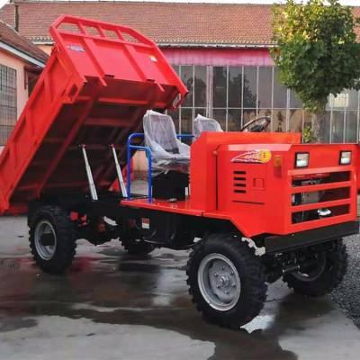 热销四不像柴油爬坡运输车 32马力双缸运输工程车 沙子石子木头运输车