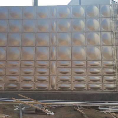 不锈钢水箱储存生活用水的设备 启亚环保
