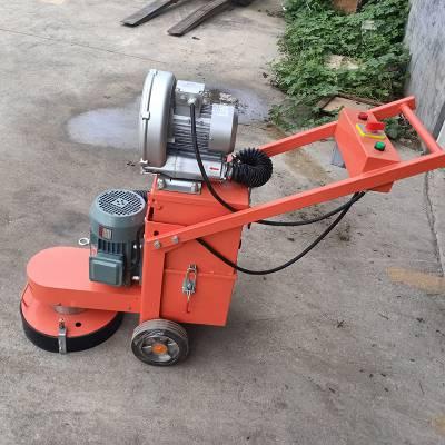 久恒地面翻新机厂家 水泥地面磨平机 地坪翻新研磨机