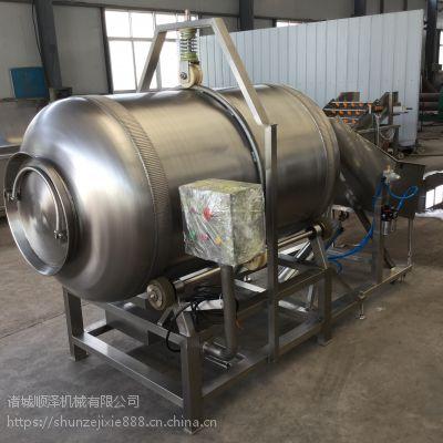 滚筒拌料机那个牌子好用 调味拌料设备厂家 顺泽机械