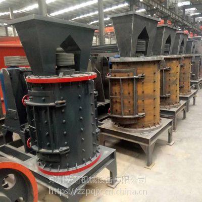 新型河卵石制砂机生产厂家 郑州机制沙数控制砂机 第六代制砂机视频