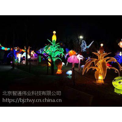 LED动物造型灯3D造型灯灯光节定制灯光节造型灯批发