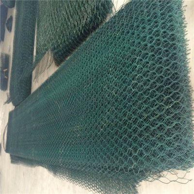 圈地养殖石笼网围栏 高原农场养殖网 防洪防汛河道石笼网