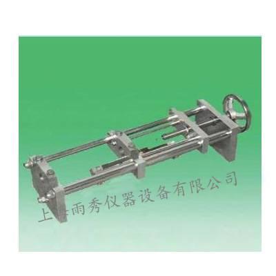 供应上海位移测缝计标定台 位移标定架 钢筋测缝计