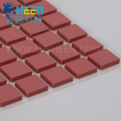 超软CPU导热垫片生产商盛恩1.5W/MK