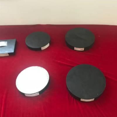 沁源县陆韵圆形四氟滑板橡胶支座用心做好每一块支座