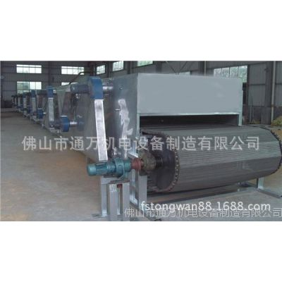 【专业定制】广东生产表面烘干不锈钢网带烘炉 隧道炉输送线设备