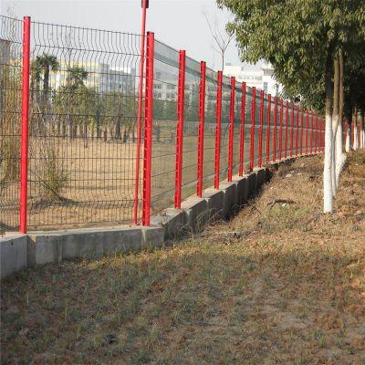 小区护栏网价格 公园护栏网厂家 园林防护网