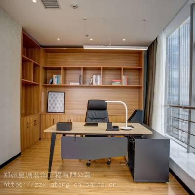 郑州办公室装修设计_靠谱公装公司_优质服务