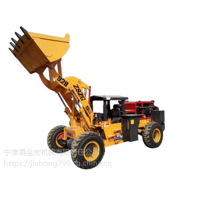 萤石矿用巷道铲车带尾气净化功能的多少钱中首重工