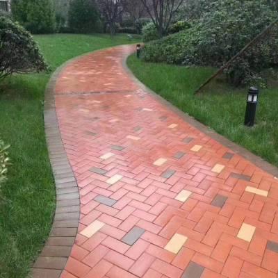 高档园林绿化 随州陶土砖