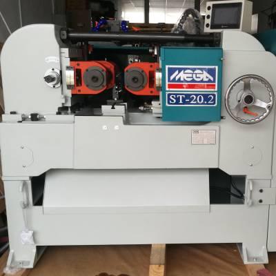 台湾镁佳原产进口滚丝机 油压式滚牙机