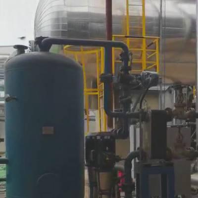 乏汽回收装置