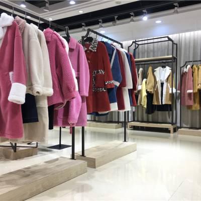 热门品牌哥弟专柜下架女装折扣货源市场