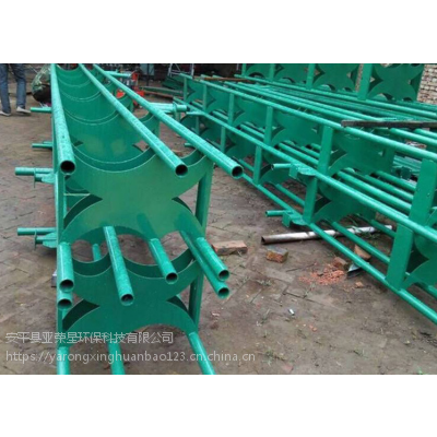 预应力活动护栏资质、广饶高速安全活动隔离栏、带轮防撞活护栏