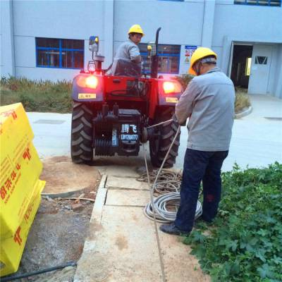 拖拉机改装绞磨机 拖拉机绞磨价格 拖拉机牵引机收线机