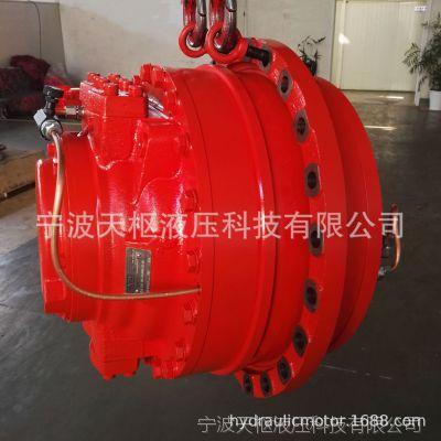 天枢TSCA替代进口赫格隆CA210 210双辊矿山破碎机液压马达