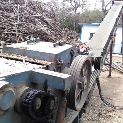 废旧木料木材破碎机 废旧边角料木材粉碎机耕晖中碎机