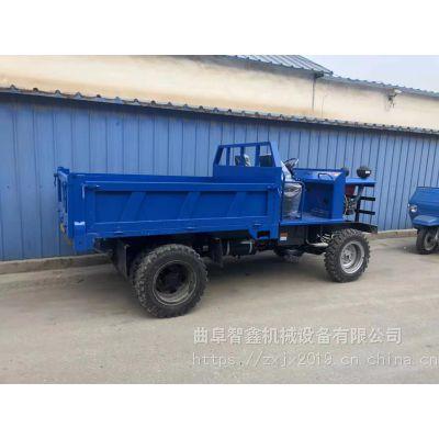 重庆地区建筑工地拉货工程四不像运输车 矿用井下柴油拖拉机四不像