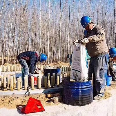 灌浆料-【中德新亚】-湛江哪里有卖高强无收缩灌浆料