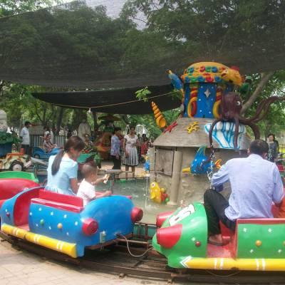 水游戏水陆战车 儿童喷水 聚龙 游乐园设施 夏季热门游乐设备