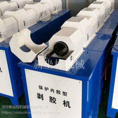 振鹏胶管切割剥胶两用机 针对6mm--51mm液压油管 全自动