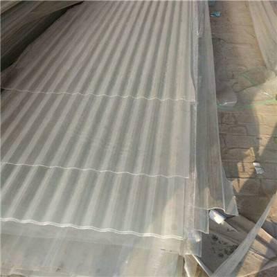 山东省胶州市960型1.5厚定制各种型号厚度frp采光板玻璃钢防腐