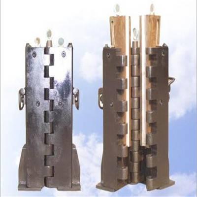 厂家生产矿井用快速卡绳器 钢丝绳卡绳器 罐道钢丝绳卡绳器