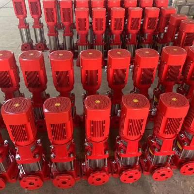 3CF XBD8.0/4W-CDL 50L 5.5KW 上海江洋 地下室喷淋稳压泵 管道泵优质厂家