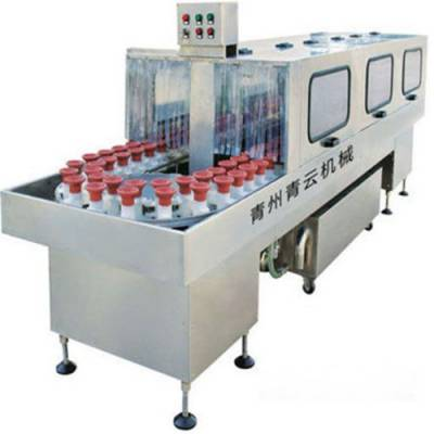 半自动冲瓶机厂 青云 半自动冲瓶机价格 供应半自动冲瓶机厂