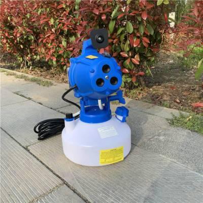 车站消杀防疫喷雾机 轻便耐用小型喷雾机 电动超低容量喷药机