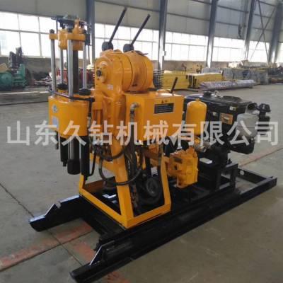 百米液压水井钻机HZ-130Y民用岩石打井机液压钻井设备