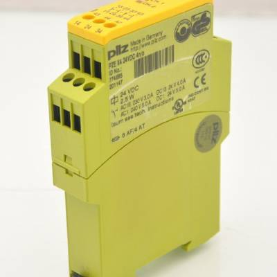 750167 pilz皮尔兹 PNOZ s7.1 24VDC----原厂采购,保质保量