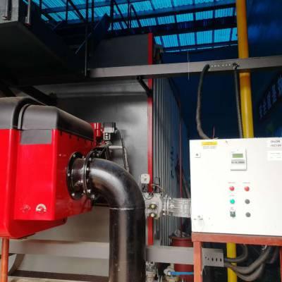 10吨双锅筒燃气锅炉中杰特装厂家直供型号SZS10-1.25-Y(Q)