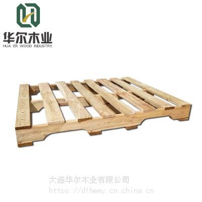 木托盘结构、瓦房店市木托盘、大连华尔木业(图)