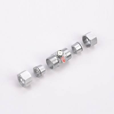 福州NG-A-BTLY柔性矿物质电缆头 矿物质电缆终端头铝合金电缆头