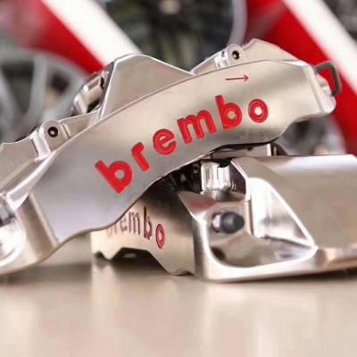 Brembo GTR刹车卡钳 玛莎拉蒂