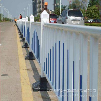 人行横道护栏杆 隔离栏杆 T型市政防护网
