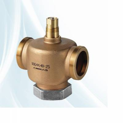 SIEMENS西门子VXG44.20-6.3温度控制三通阀