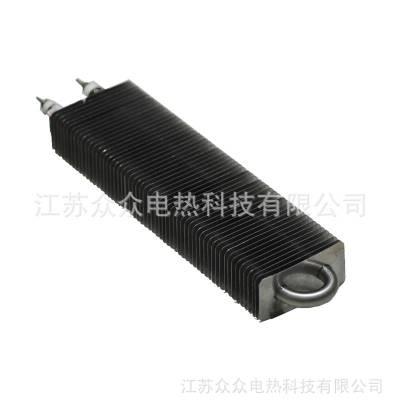 众众电热 专业生产 不锈钢方形翅片加热管 干烧电热管 厂家直销
