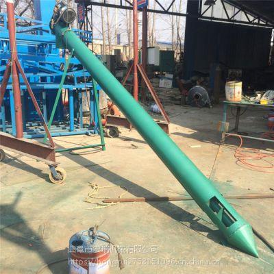 干湿两用螺旋抽粪机 耐腐蚀猪粪脱水机 粘稠粪便镀锌管吸粪设备