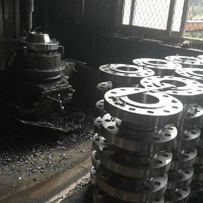 常熟DN350碳钢平焊法兰盘价格 船用碳钢平焊法兰盘