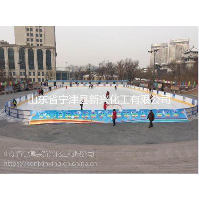 30*60冰场围墙 真冰场围栏 冰场界墙投资成本