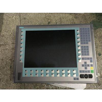 维修西门子工控机6AV7861-2TB10-2AA0触摸不良及黑屏白屏蓝屏等故障