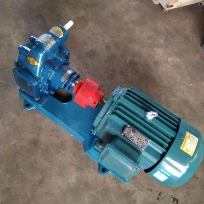 泊头齿轮泵铸铁材质齿轮泵KCB油泵