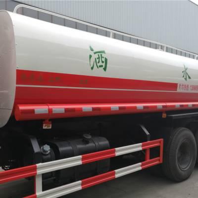 东风T5热水保温车 12吨热水车品牌每日报价