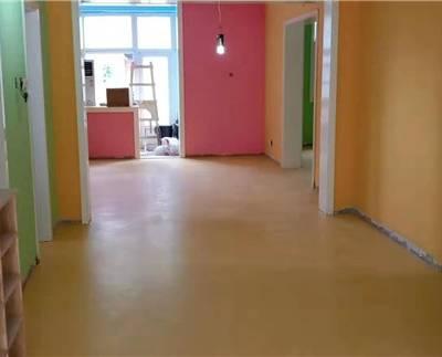 塑胶地坪-塑胶-郑州华德地毯