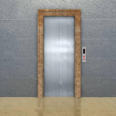 澜亭-石塑电梯门套 厂家