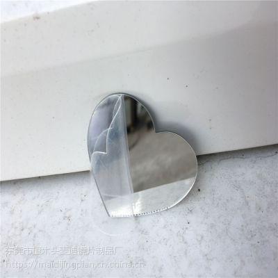 电镀亚克力板,PMMA视窗镜片,压克力半透镜,塑料镜子材料